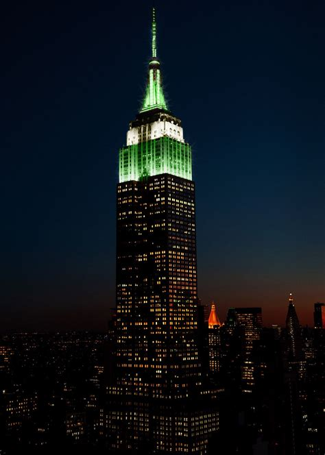 New Yorkers angry Empire State Building 'celebrates