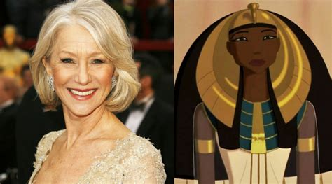'The Prince Of Egypt' Was Insanely Star Studded And You