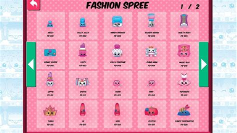 Checklist for Shopkins APK Free Android App download - Appraw
