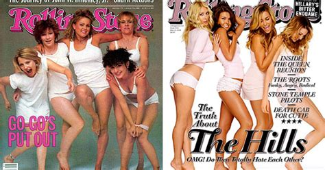 The Go-Go's and the Hills | Rolling Stone Covers Inspired