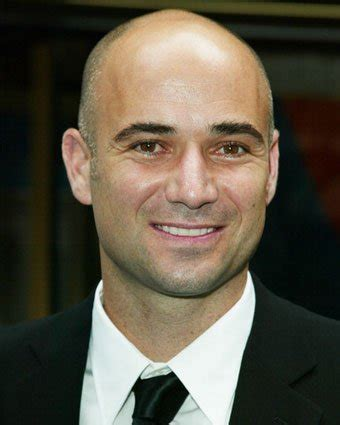 WORLD FAMOUS PEOPLE: Andre Agassi Biography