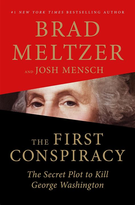 The First Conspiracy: The Secret Plot to Kill George