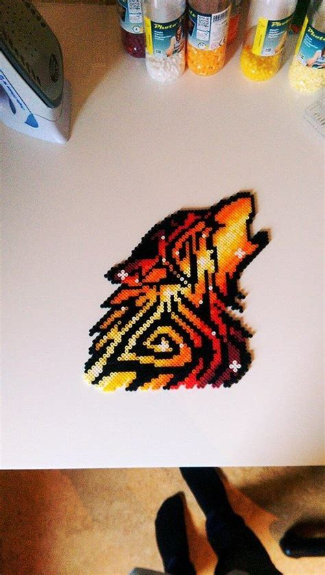 Pin by May Anderson on Perler Beads Fused   Diy perler