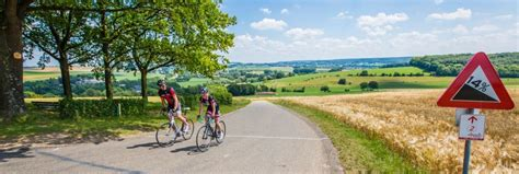 Cycling in Limburg during your at Landal GreenParks