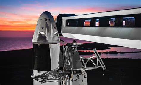 NASA and SpaceX will determine fate of Crew Dragon launch