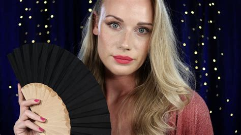 ASMR AROMA THERAPY SESSION (spray and fan) PART ONE - YouTube