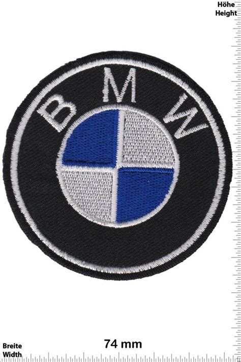 BMW - Patches -Back-patch - Patch Sleutelhangers Stickers