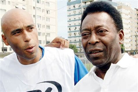 Pele's son convicted in money laundering case - Sports