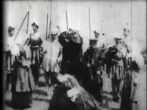The Execution of Mary, Queen of Scots - YouTube