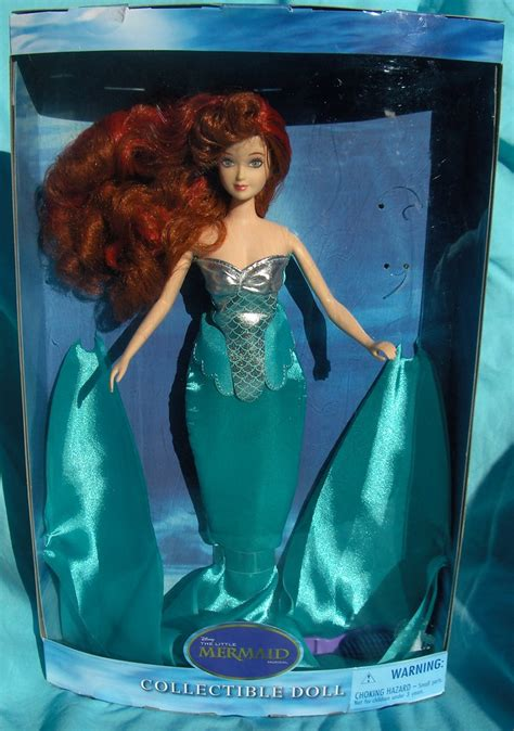 Disney's The Little Mermaid Musical Collectible Doll 1