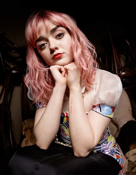 Meet our Spring Cover Star: Maisie Williams   S/ magazine