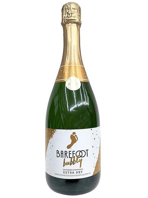 Barefoot Bubbly Extra Dry Champagne | The Best Wine Store