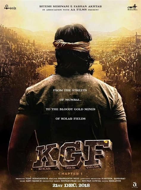 KGF Chapter 1 movie review: Solid Yash can't salvage