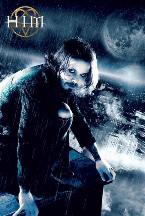 HIM posters - HIM Ville Valo poster PP31591 - Panic Posters