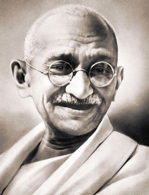 Some Best Inspiring Quotes And Thoughts By Mahatma Ghandhi