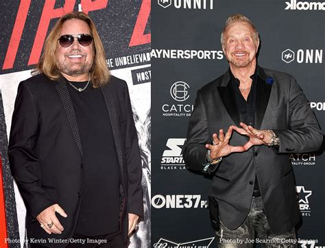 There's a Petition to Get Vince Neil in Shape with DDP Yoga