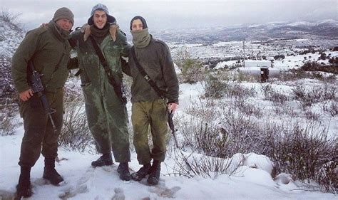 Israel Hit by Severe Winter Storms | ICEJ International