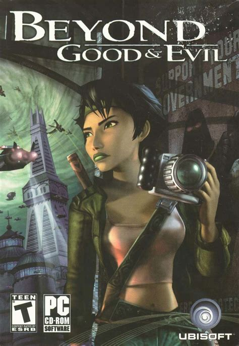 Beyond Good & Evil for GameCube (2003) - MobyGames