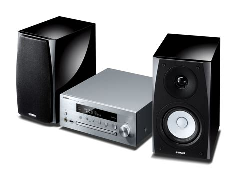 MCR-N570 - Overview - HiFi Systems - Audio & Visual