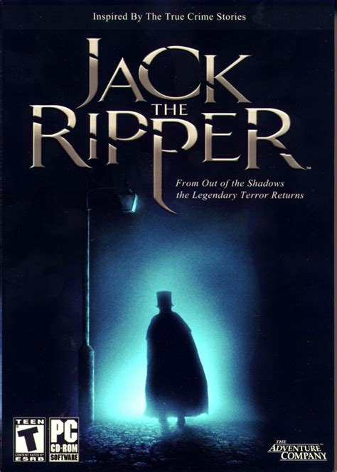Jack the Ripper for Windows (2004) - MobyGames