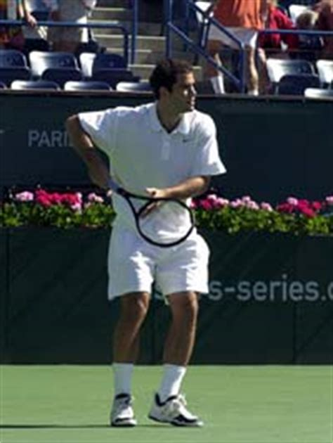 Agassi Forehand