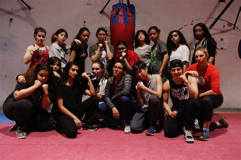 The Awesome Foundation : Punch Out the Patriarchy