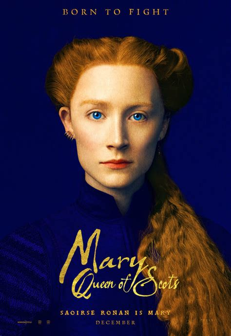 Mary Queen of Scots Movie Poster (#1 of 5) - IMP Awards