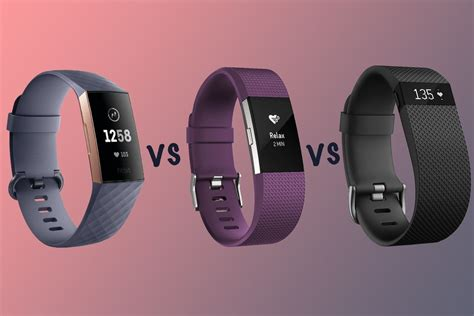 Fitbit Charge 3 vs Charge 2 vs Charge HR: What's the