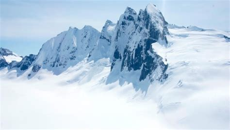 World-Class Alpinists Marc-Andre Leclerc, George Johnson