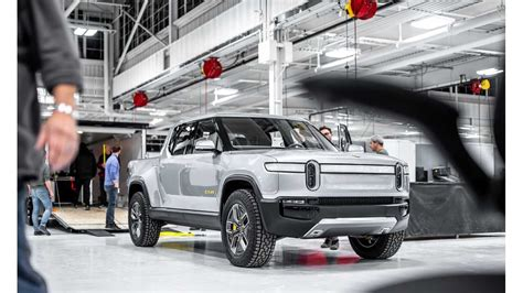 Rivian R1T Is Listed As One Of The 10 Don't-Miss Pickups
