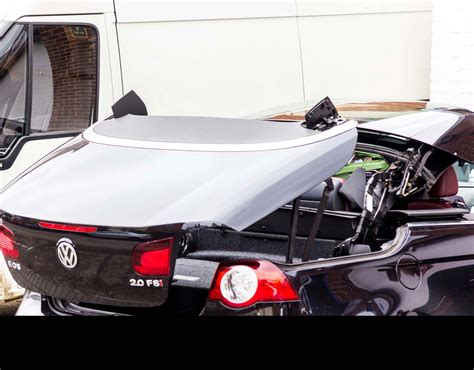VW Eos roof problems, repair and reset - Cayman Auto Services