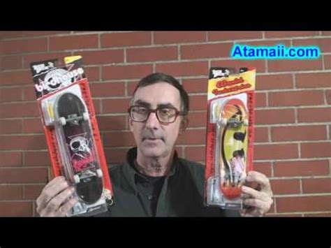 Tech Deck Handboards for 2009 HD Preview - YouTube