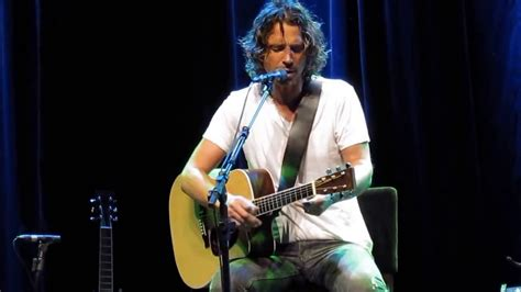 Chris Cornell- I Am the Highway (Acoustic) - YouTube