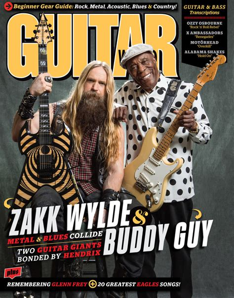 The Blues and Heavy Metal: Brothers in Music – Blues and