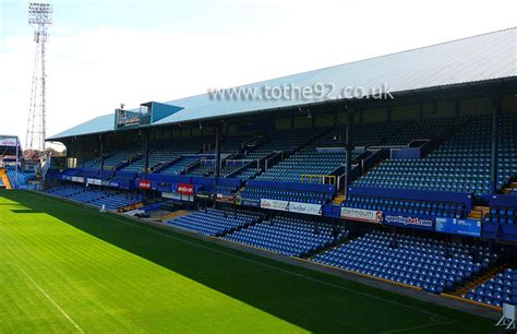 Portsmouth FC   Fratton Park   Football League Ground Guide