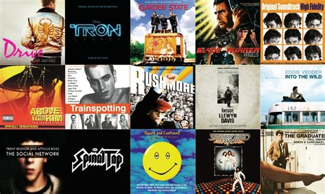 20 Best Movie Soundtracks | Cool Material