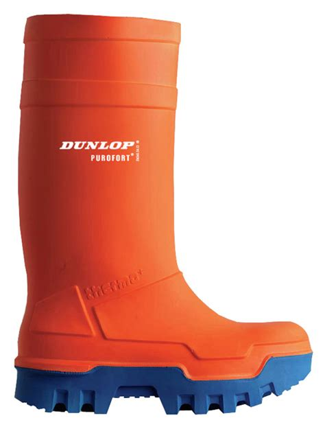 DUNLOP PU-Thermostiefel S5 PUROFORT THERMO+
