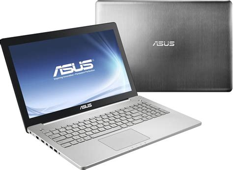 Asus N550JV-DB72T - Notebookcheck