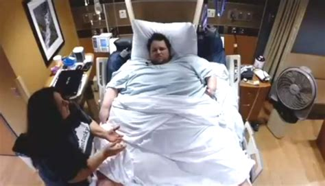 Kentucky Hospital Can't Afford To Care For 768-Pound Man
