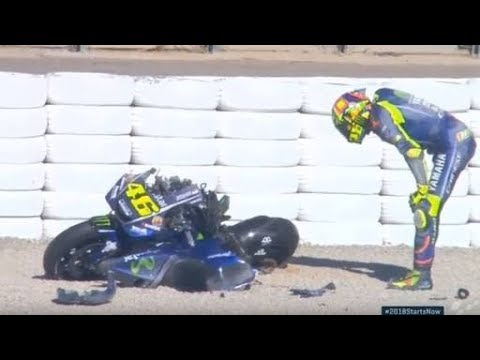 """Rossi: """"Today was a good day"""" 