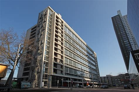 Icon Real Estate verwerft Central Post Rotterdam
