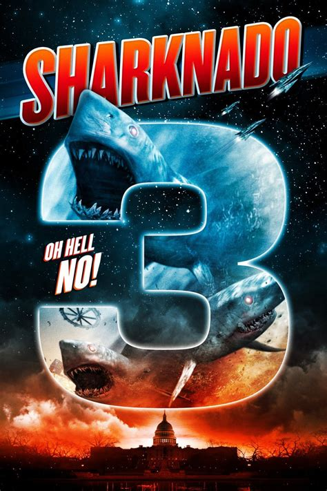Sharknado 3: Oh Hell No! DVD Release Date