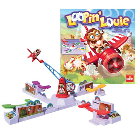 Fly Buys: Loopin Louie Game